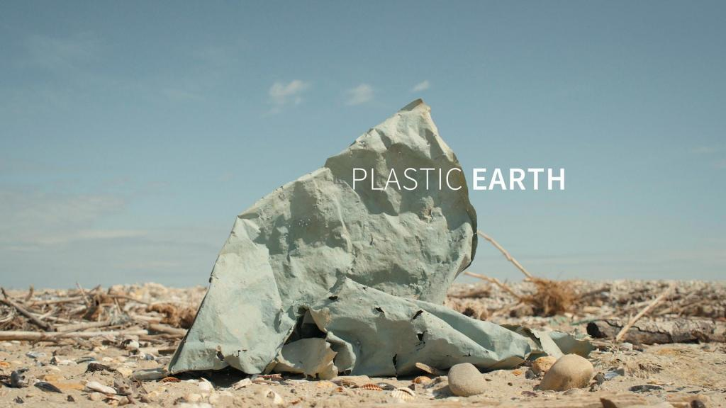 plastic earth